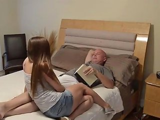 Older Guy Fucks Cute Young Thing Free Porn F1 Xhamster