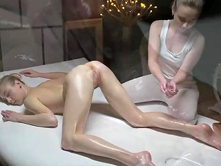 Massage Rooms Sensual Orgasms For Beautiful Natural Tits Teen Lesbians 124 Redtube Free Brunette Porn
