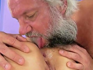 Amirah Adara Fingered And Dildoed By Old Man Hdzog Free Xxx Hd High Quality Sex Tube